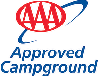 Triple A Approved Campground Logo